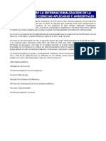 UDCA REPORTE INERNACIONALIZACION
