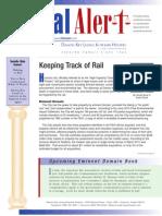 Damon Key's Legal Alert (April 2011) - Rail, Construction Law, Insurance