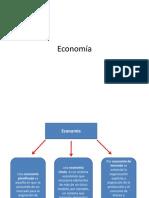 Mapa de economía