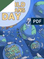 World Oceans Day 2011 Poster