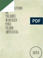 Construccion de Telares Manuales