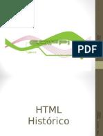 HTML - Historico
