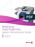 Enu WC74XX Sys Admin Guide