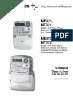 Mx37y Technical Description