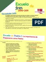 Folleto 2010-2011