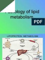 16 Pathology of Lipid Met