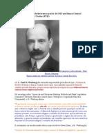 Como Os Judeus Estabeleceram a Partir de 1913 Um Banco Central Privado Nos Estados Unidos