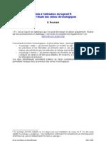 Guide R Series Chronologiques