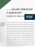 Landscape Urbanism_A Genealogy_Charles Waldheim
