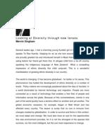 Diversity Parables