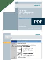 SD Configurator Training