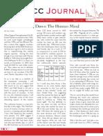MICC Journal April 2011
