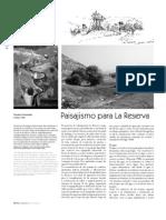 Paisajismo Para La Reserva Teodoro Fern%E1ndez
