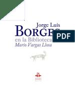 Borges 10 Mario Vargas Llosa