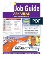 Job Guide Volume 23 Issue 11 Arkansas