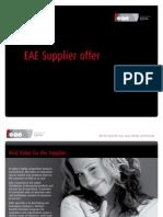 Employee Added Extras Suppliers - Employee Rewards