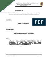 Reporte GustavoRobelo Transf Calor