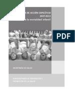 5. Programa Nacional de Reducción de la Mortalidad Infantil