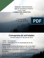 Diapositivas 1era sesion