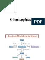 Gliconeogenese