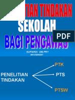 PTS - PENGAWAS