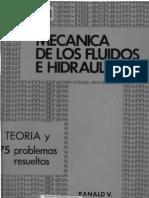 Fluidos- Ranald Giles- Mecanica Fluidos e Hidraulica