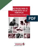 Guidelines Mng Hemophilia SP