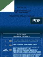 Materi 04 - PPh  Pasal 22