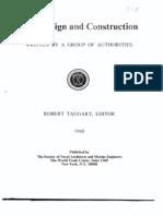 Ship Design and Construction - Robert Taggart