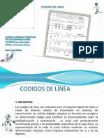 Codigos de Linea-laura Sarmiento