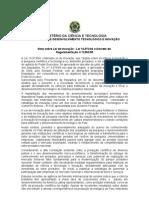 lei inovação - decreto