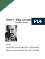 ENSAYO DE FILOSOFIA