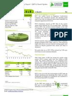 NCC Ltd - Q4FY11 Result Update