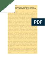 Exposición de Motivos y Convenios Relacionados_Código Procesal Civil y Mercantil