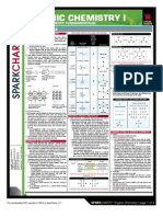 Spark Notes - Org Chem 1