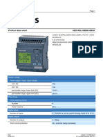 6ED1052 1MD00 0BA6 Datasheet