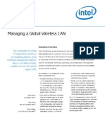 Managing Global Wireless LAN