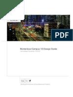 Cisco  Campus network 1.0 Design Guide