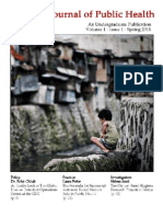Stanford Journal of Public Health - Volume 1 - Issue 1 - Spring 2011
