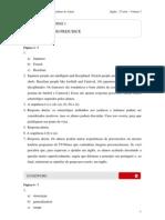 2010 - Volume 3 - Caderno do Aluno - Ensino Médio - 2ª Série - LEM Inglês