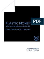 45015936 Doc1 Final Plastic Money d