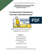 Comunicacin Public It Aria Inca Kola Reporte Escrito 1230474328175176 1