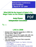 Revision of Flower Presentation for Doha Natural Gas Conference - January 2009