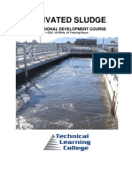 ACTIVATED SLUDGE PROFESSIONAL DEVELOPMENT COURSE