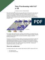 Enterprise Data Warehousing With SAP NetWeaver BI