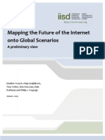 Internet Global Scenarios
