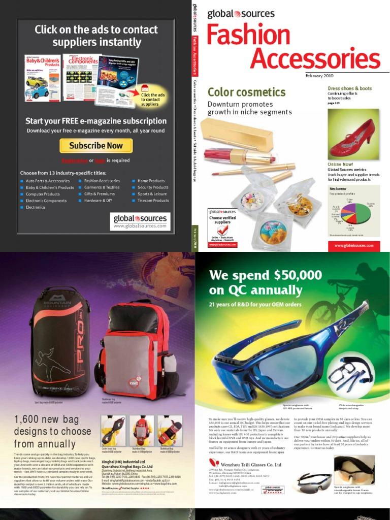 575deae544b7 Fashion Accessories