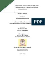 Project Report - SEM 4