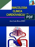 Farmacos Utilizados en Cardiologia