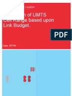 39626240 UMTS Link Budget